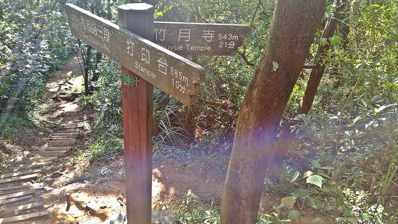 TAIPEI-bush walking-台北郊山健行-內湖金面山剪刀石-17度C隨拍 (34)