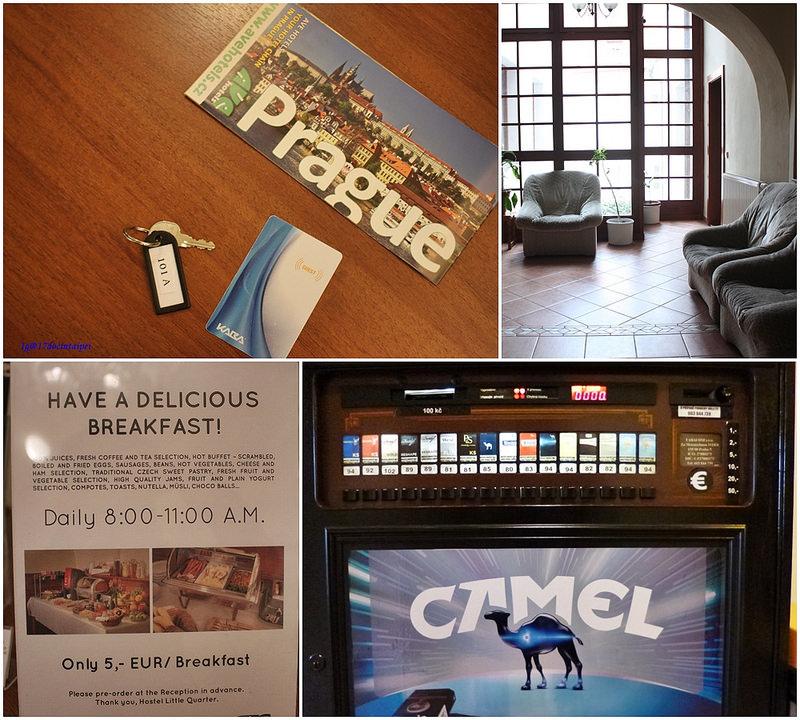 Travel-Prague-Praha-Hostel-Little Quarter-布拉格住宿-歐洲自助旅行 (2)