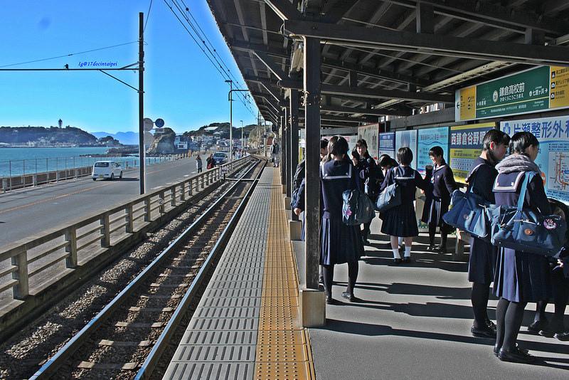 Travel-Japan-江之島電鐵-鎌倉-灌籃高手平交道-17docintaipei (9)