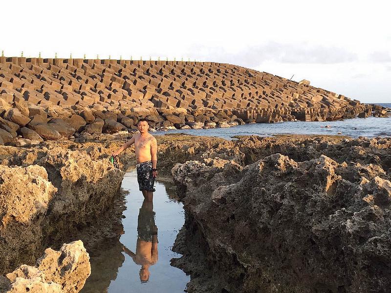 香港旅人台灣機車環島遊記DAY1-travel-taiwan-backpacker-Kenting-snorkeling-17docintaipei- (12)