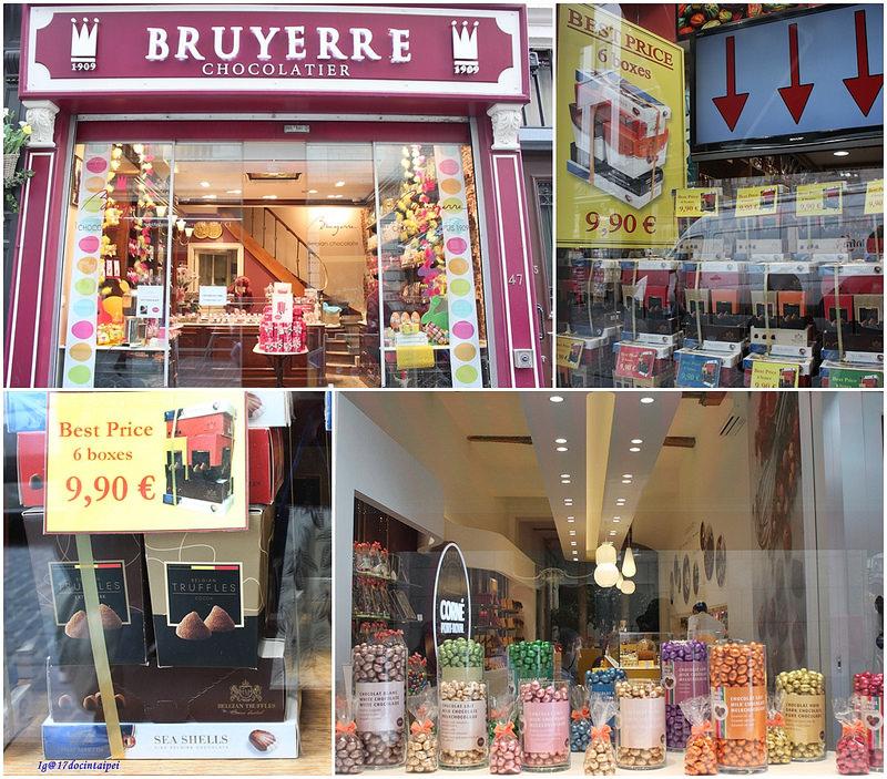 Travel- Belgium-歐洲自助旅行-比利時必買巧克力攻略-17docintaipei (9)