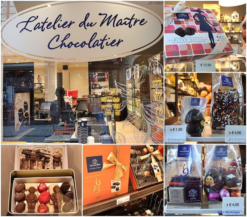 Travel- Belgium-歐洲自助旅行-比利時必買巧克力攻略-17docintaipei (12)