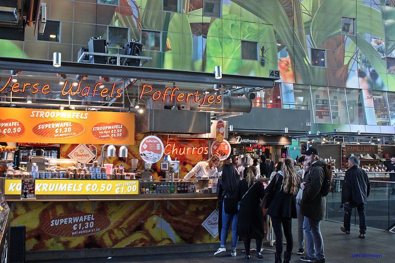 Travel-Rotterdam-Markthal-拱廊市場-17docintaipei (46)