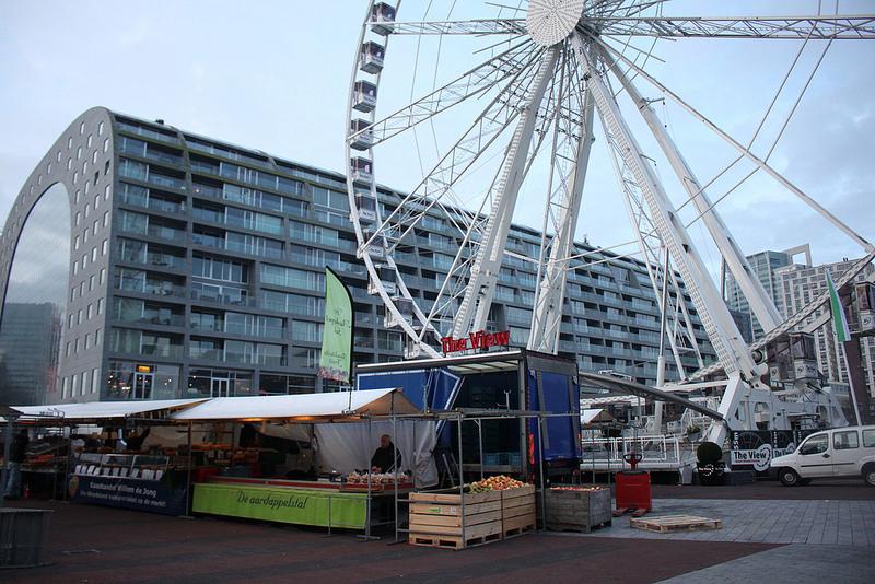 Travel-Rotterdam-Markthal-拱廊市場-17docintaipei (50)