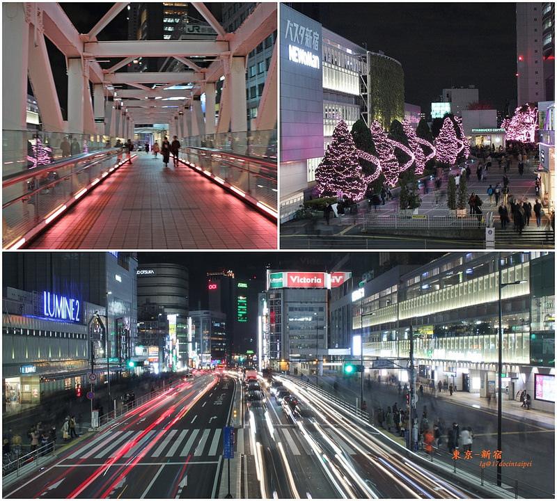 Travel-tokyo-東京浪漫城市-17度c隨拍-新宿 (3)