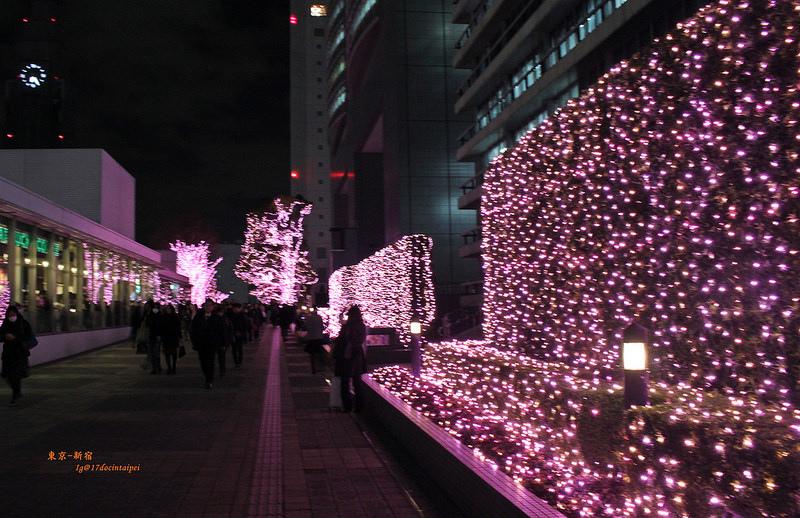 Travel-tokyo-東京浪漫城市-17度c隨拍-新宿 (5)