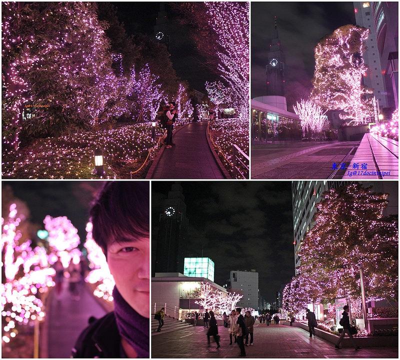 Travel-tokyo-東京浪漫城市-17度c隨拍-新宿 (4)