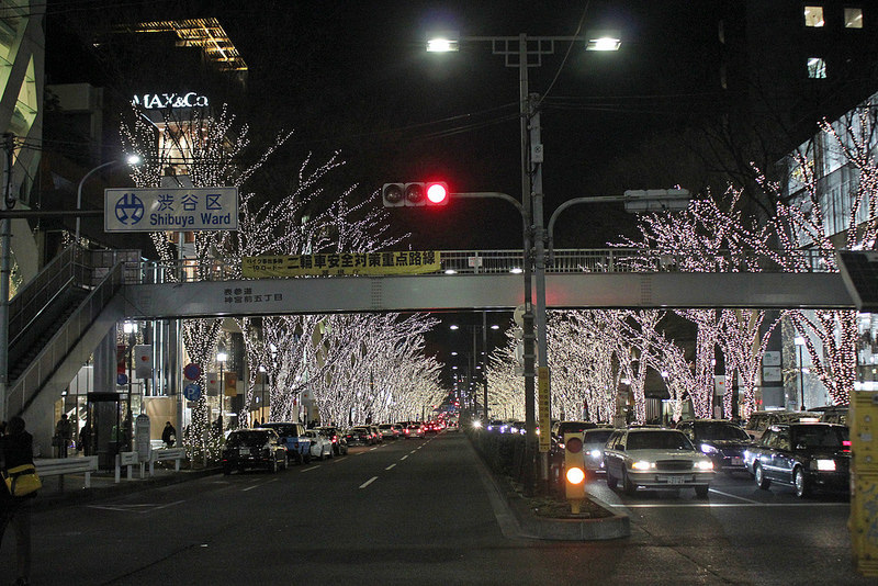 Travel-tokyo-東京浪漫城市-17度c隨拍-表參道 (1)