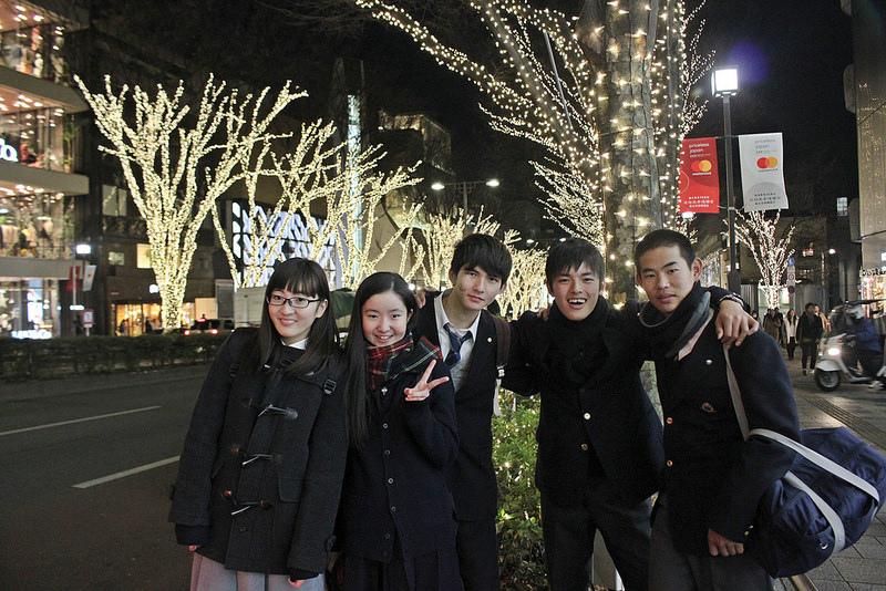 Travel-tokyo-東京浪漫城市-17度c隨拍-表參道 (6)