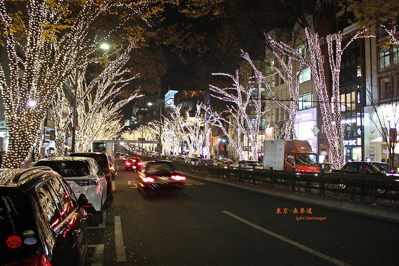 Travel-tokyo-東京浪漫城市-17度c隨拍-表參道 (4)