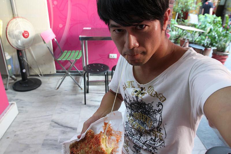 台北美食-八德商圈-轟炸雞排 (13)