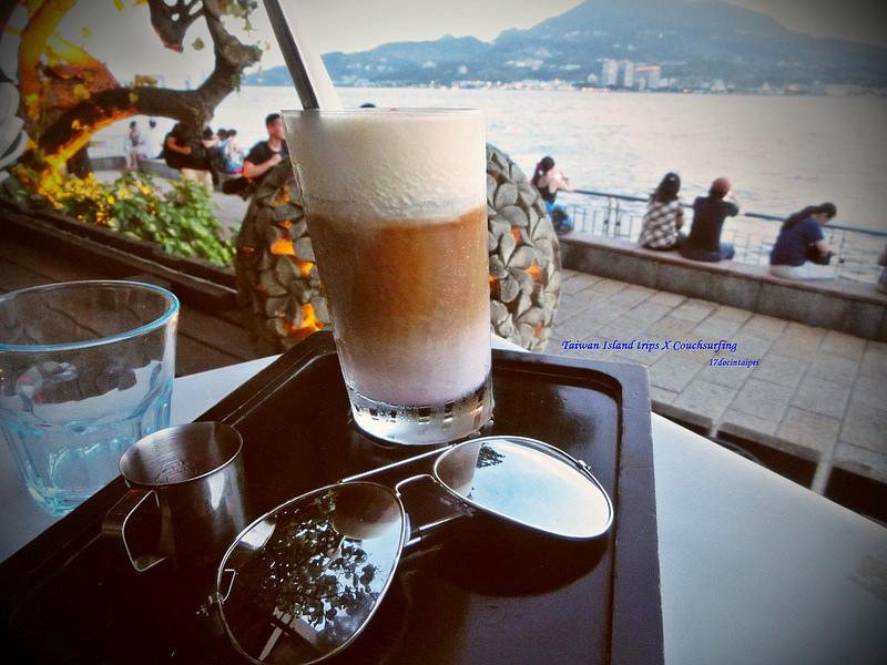 淡水海景X咖啡X輕食X17度C隨拍 (34)