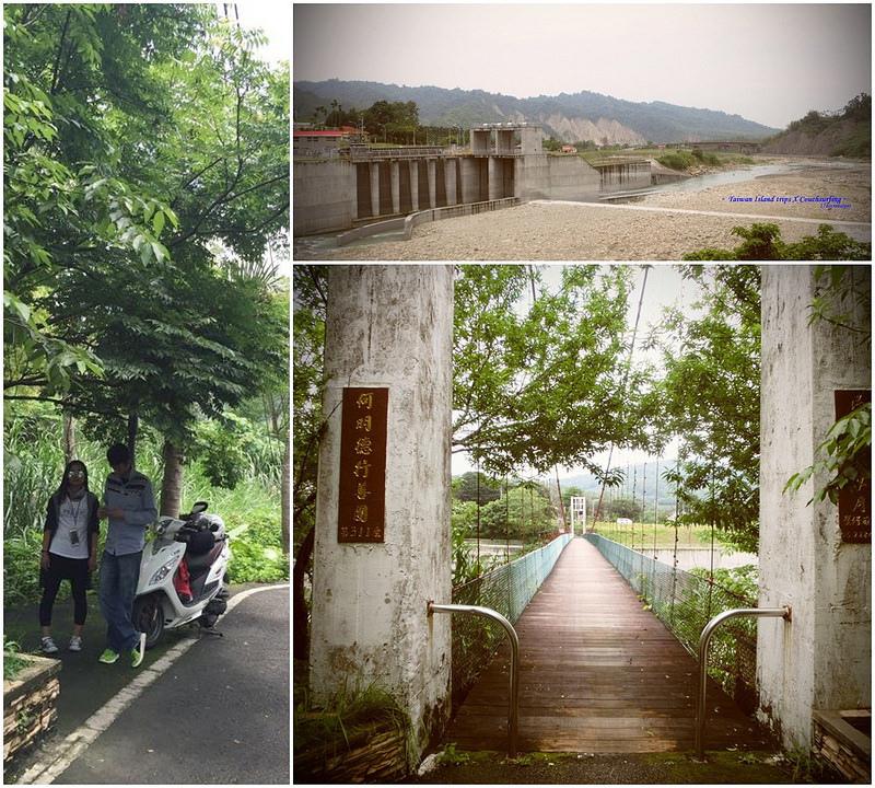 Taiwan Island trips X Couchsurfing。嘉151鄉道隨拍。太平36灣 (2)