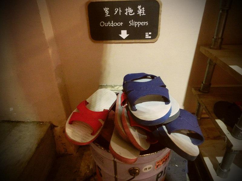 台中背包客棧-Lane62 Hostel-62巷青年旅館-17度c隨拍 (13)