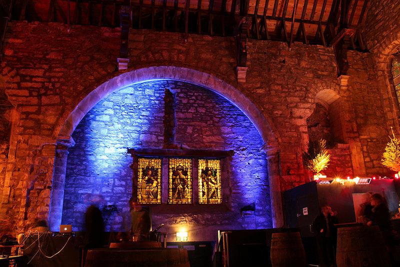 英國-愛丁堡-夜店教堂-the tron (1)