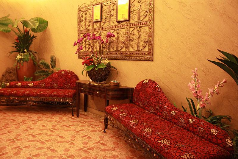 台北旅行-主題精品旅館-莎多寶 (4)