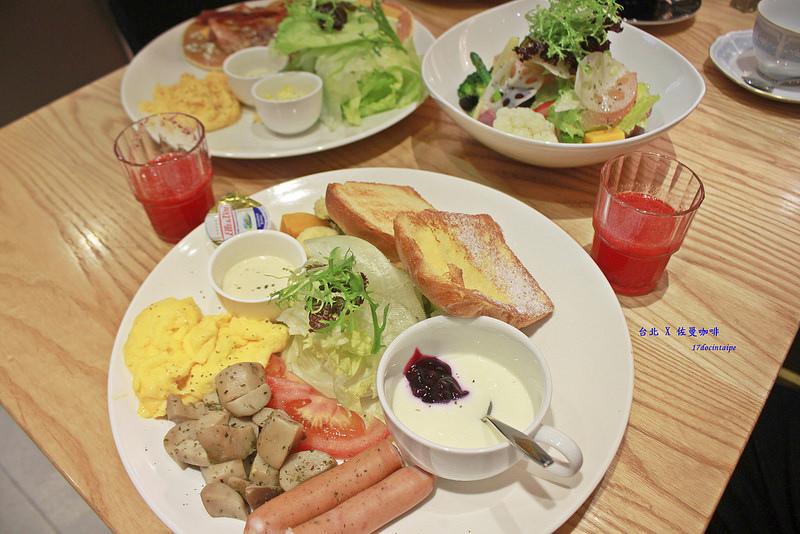 台北中山區-佐曼咖啡館-17度C隨拍 (26)