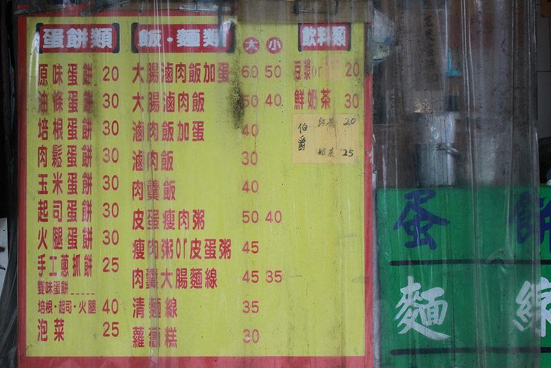 北投-捷運周邊美食-早午餐-大腸滷肉飯 (11)