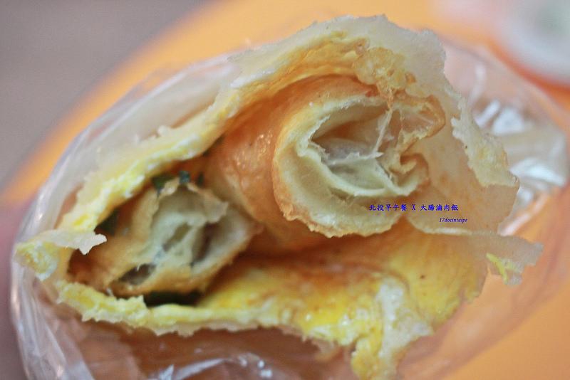 北投-捷運周邊美食-早午餐-大腸滷肉飯 (14)