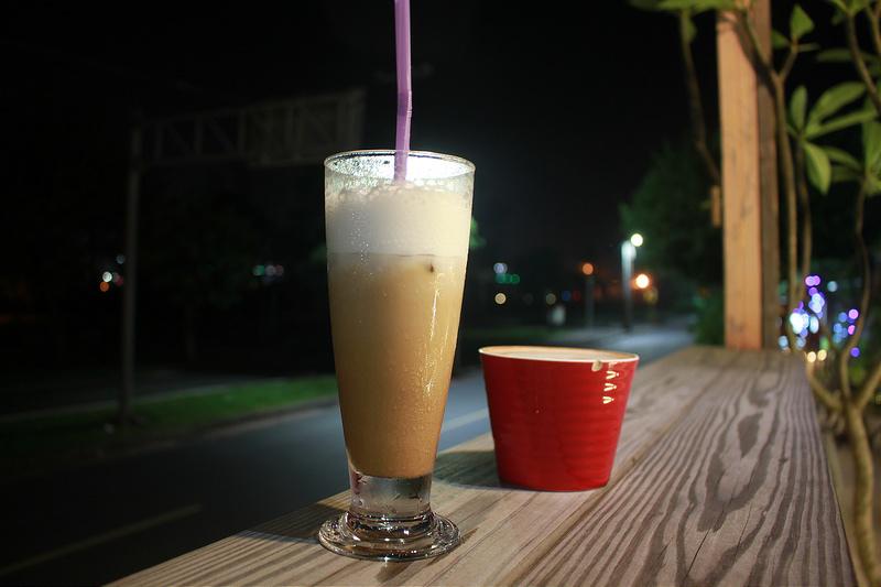 甘答門重機咖啡館 (4)