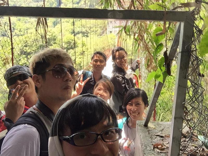 環島沙發旅行-台東-天龍吊橋 (10)