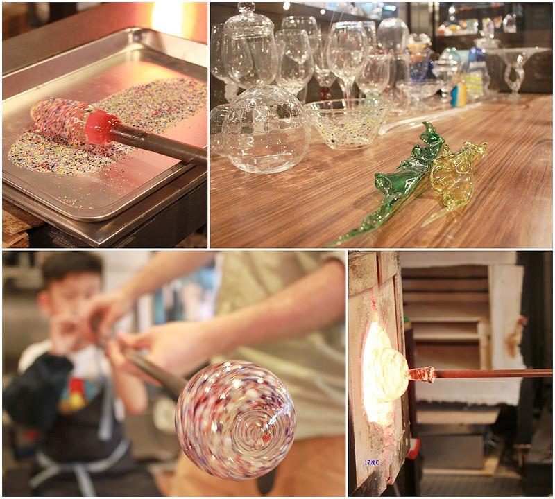 17度C玻璃工藝初體驗