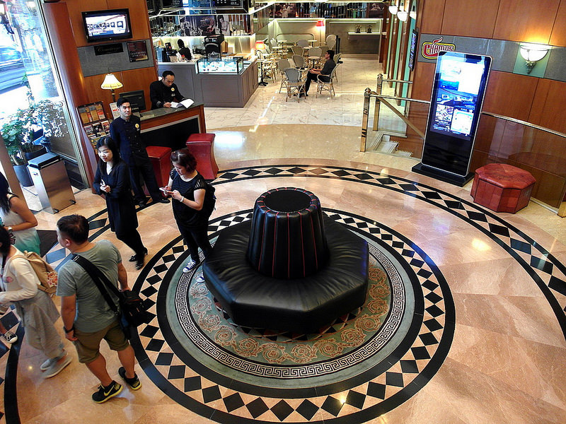 香港利景飯店24