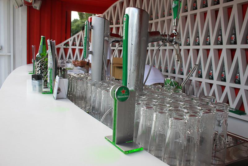 Heineken-海尼根城市星酒吧-17度C台北隨拍-華山1914 (35)