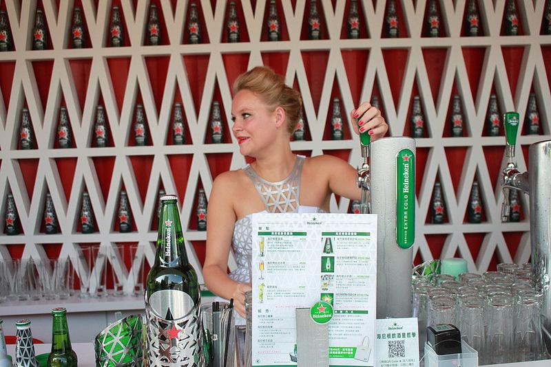 Heineken-海尼根城市星酒吧-17度C台北隨拍-華山1914 (40)