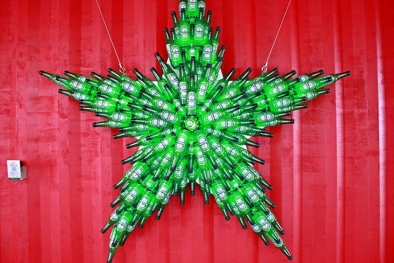 Heineken-海尼根城市星酒吧-17度C台北隨拍-華山1914 (17)