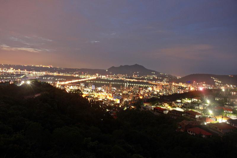 台北-17度C私藏夜景-北投軍艦岩 (49)