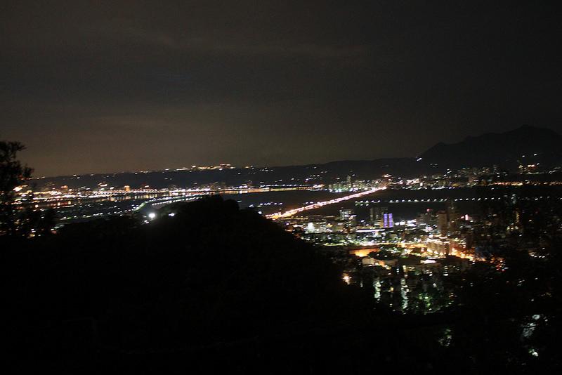 台北-17度C私藏夜景-北投軍艦岩 (56)
