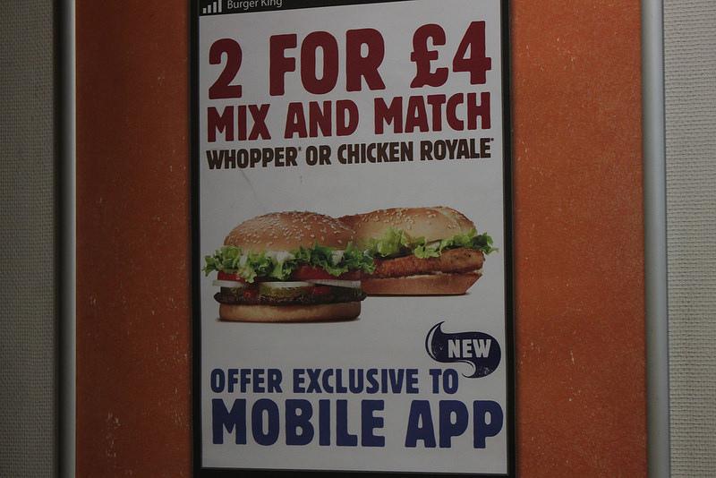 英國省錢用餐。速食店選擇 (15)