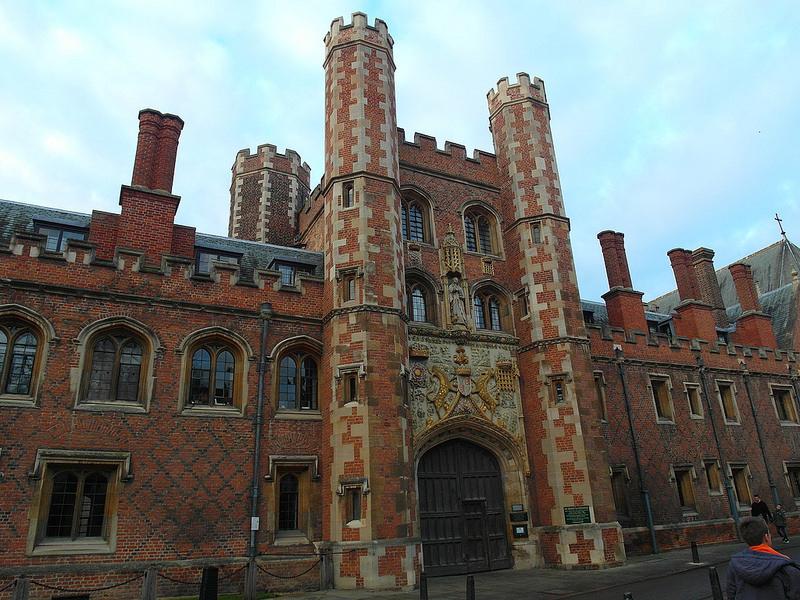 英國。劍橋 X 康橋  X 國王學院 (97)