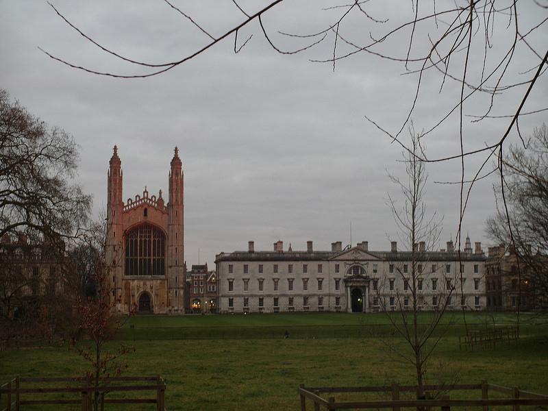 英國。劍橋 X 康橋  X 國王學院 (126)