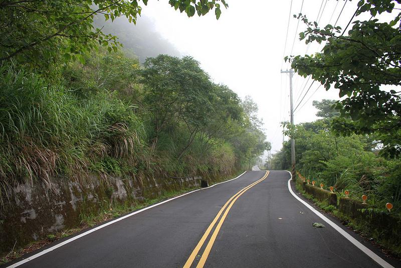 環島。前網上地部落道路-竹60-司馬庫斯產業道路 (1)