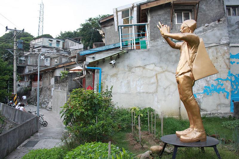 帶沙發客看見台北文青-寶藏巖-輕旅行 (97)
