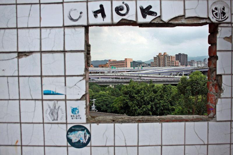 帶沙發客看見台北文青-寶藏巖-輕旅行 (16)
