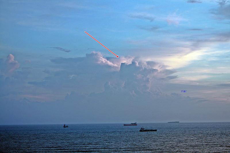 環島-西子灣-夕陽與猴子共舞 (40)