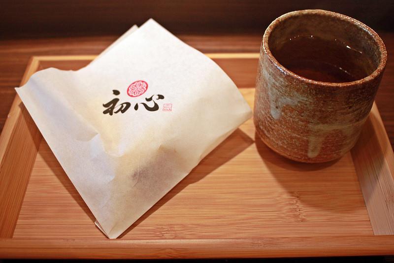 愜意空間。日室。初心菓寮 。抹茶冰品 (5)