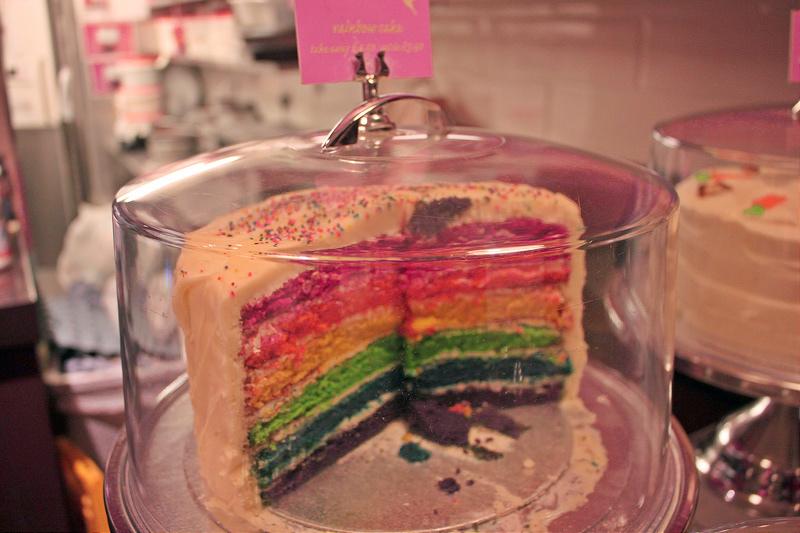 The Hummingbird Bakery-17度C搭火車遊英國-倫敦甜點 (5)