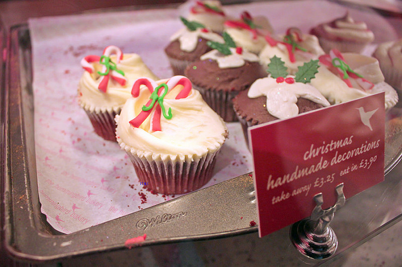 The Hummingbird Bakery-17度C搭火車遊英國-倫敦甜點 (14)