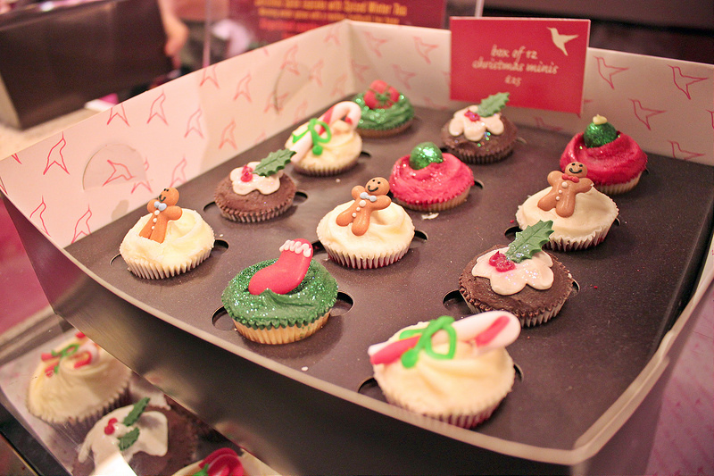 The Hummingbird Bakery-17度C搭火車遊英國-倫敦甜點 (12)