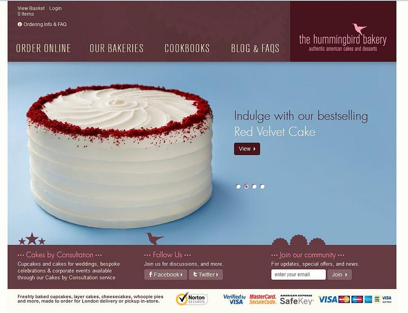 The Hummingbird Bakery-17度C搭火車遊英國-倫敦甜點 (34)
