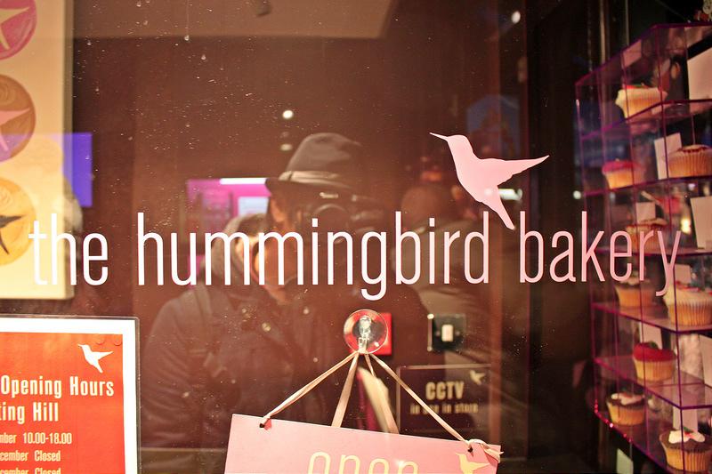 The Hummingbird Bakery-17度C搭火車遊英國-倫敦甜點 (22)