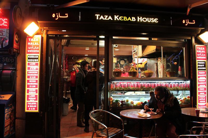 The Taza Kebab House-17度C倫敦美食 (25)