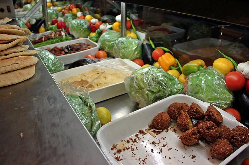 The Taza Kebab House-17度C倫敦美食 (3)