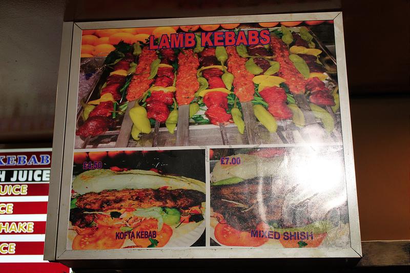The Taza Kebab House-17度C倫敦美食 (6)