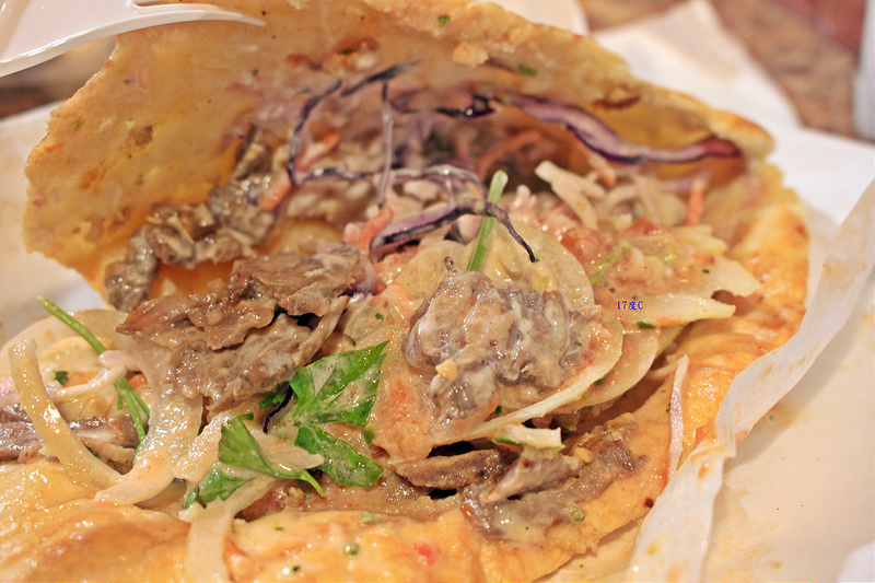 The Taza Kebab House-17度C倫敦美食 (14)