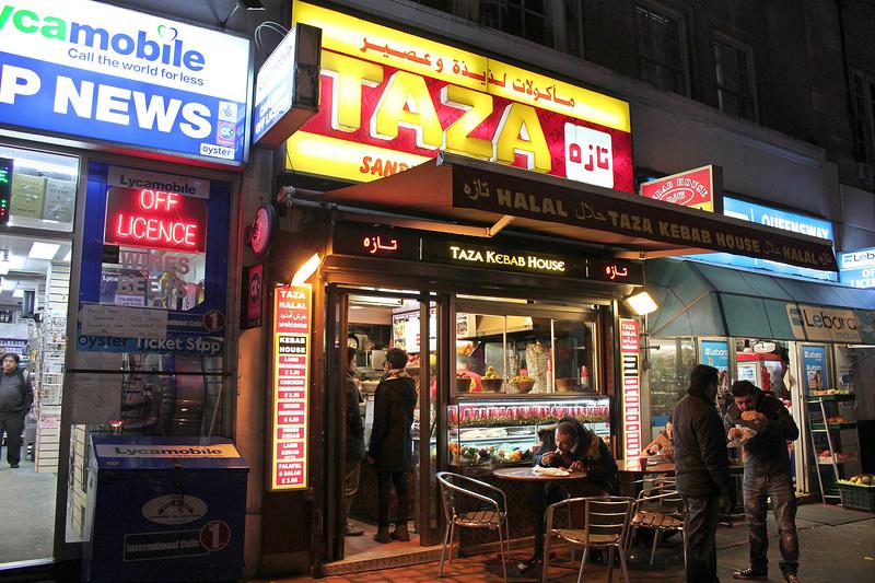 The Taza Kebab House-17度C倫敦美食 (24)